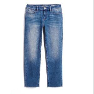 Mavi Elody fray skinny jeans